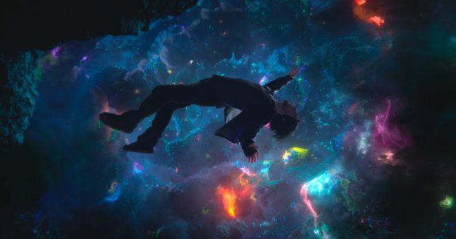 Doctor Strange představil různé dimenze