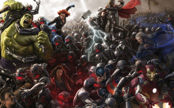 Avengers: Age of Ultron (2015) - recenze filmu