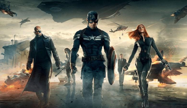 Captain America: Návrat prvního Avengera / The Winter Soldier - recenze filmu