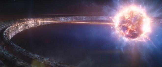 Dysonova sféra v Avengers Infinity War