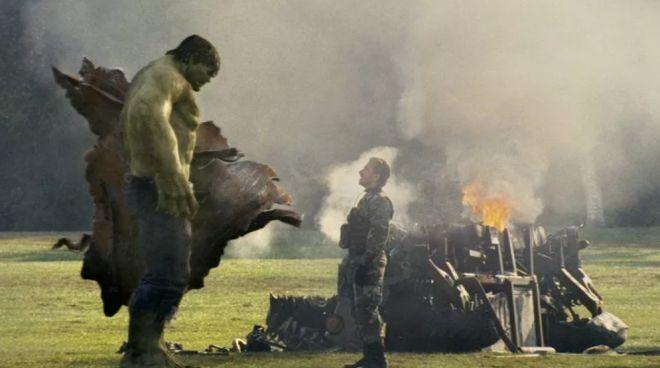 Hulk a Blonsky