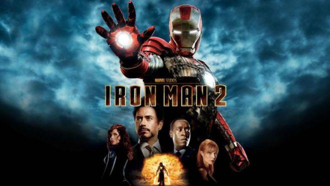 Iron Man 2 (2010) - recenze filmu
