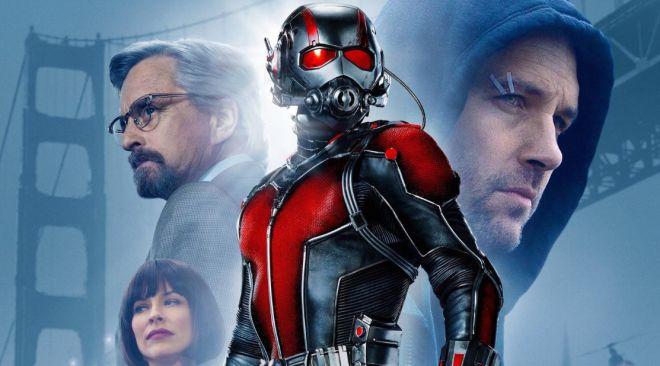 Ant-Man (2015) - recenze filmu