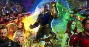 Avengers Infinity War (2018) - recenze filmu