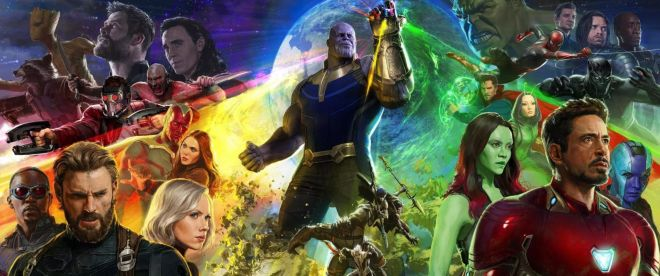 Avengers: Infinity War (2018) - recenze filmu