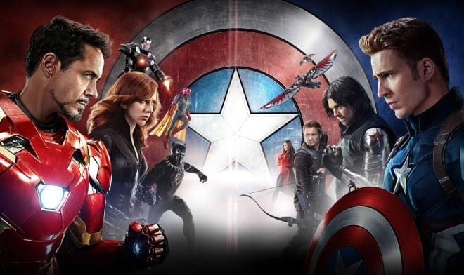 Captain America Civil War - Občanská válka (2016) - recenze filmu