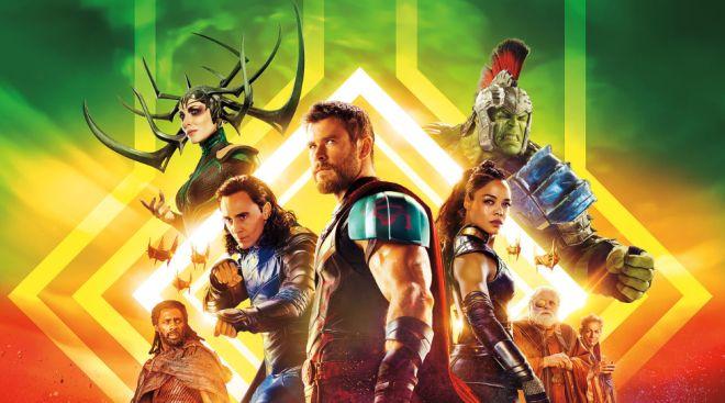 Thor: Ragnarok (2017) - Recenze filmu
