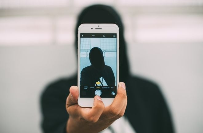 Anonymita na internetu