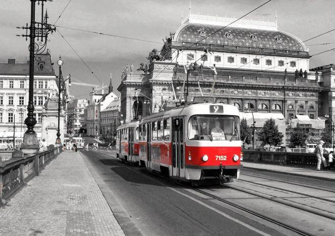 Doprava - aktuální informace, situace i jízdní řády