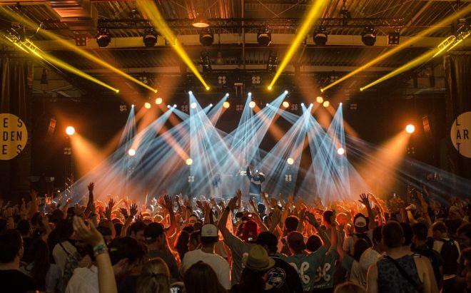 Koncerty v Praze, Brně i dalších městech