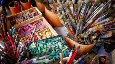 Photo of Výtvarné potřeby – jak začít suměleckou kariérou