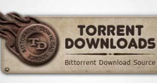 TorrentDownloads stránka s netradičními torrenty
