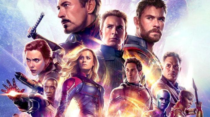 Avengers Endgame recenze filmu