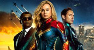 Captain Marvel 2019 recenze filmu