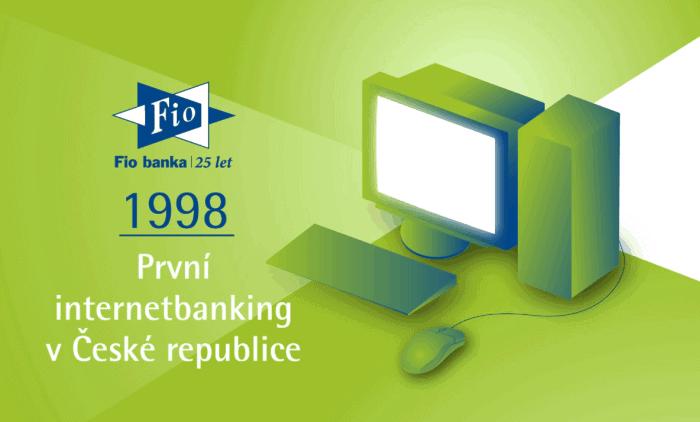 Fio Banka Internetbanking přihlášení do internetového bankovnictví