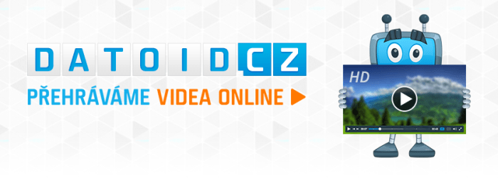 Přehrát videa online na Datoid