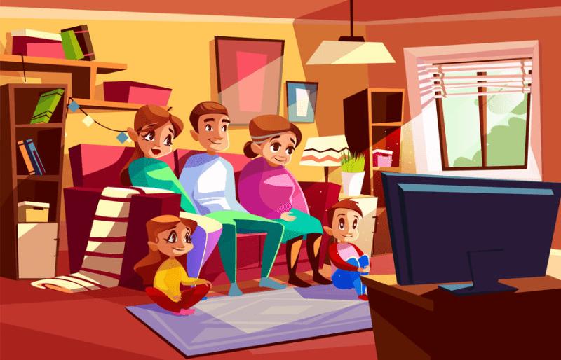 animovane filmy pro celou rodinu